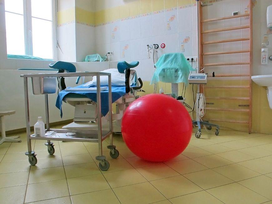 Łóżko do porodu