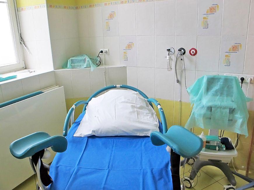 Łóżko dla rodzącej