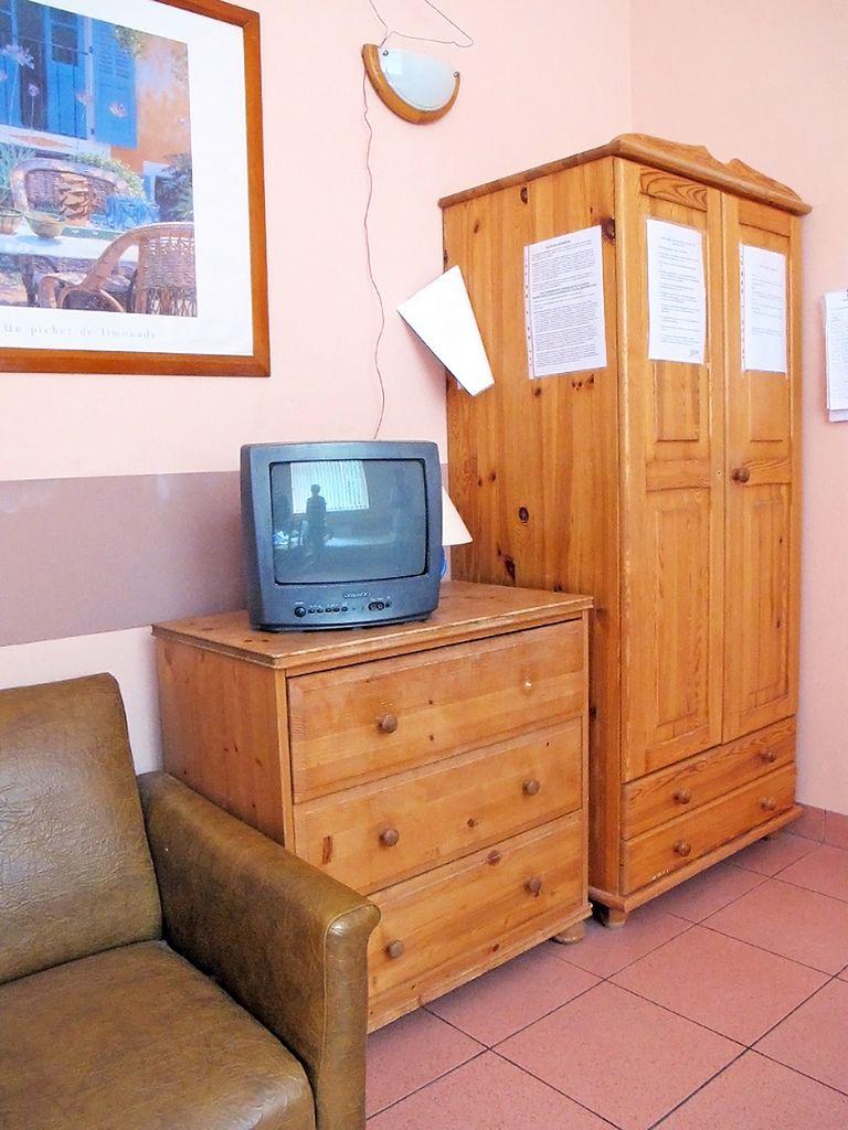 Wyposażenie sali pacjentki