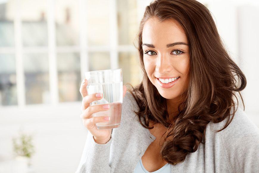 Pij wodę