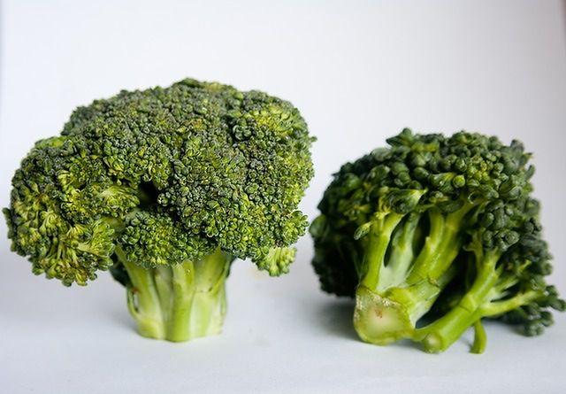 Częste próby podawania warzyw