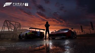 Forza Motorsport 7 - recenzja. Zachwiania na szczycie