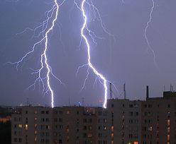 "Uwaga na burze. Niż ""Hypatia"" już nad Polską"