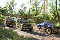 Rozchodniaczek: Ostateczne Uderzenie Geralta, Patrz Psy Dwa i demo Forzy Horizon 3