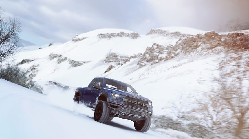 Forza Horizon 4 świętuje 7 milionów
