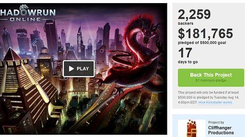Twórcy Shadowrun Online rezygnują z modelu free2play (a także: zobacz grę w akcji)