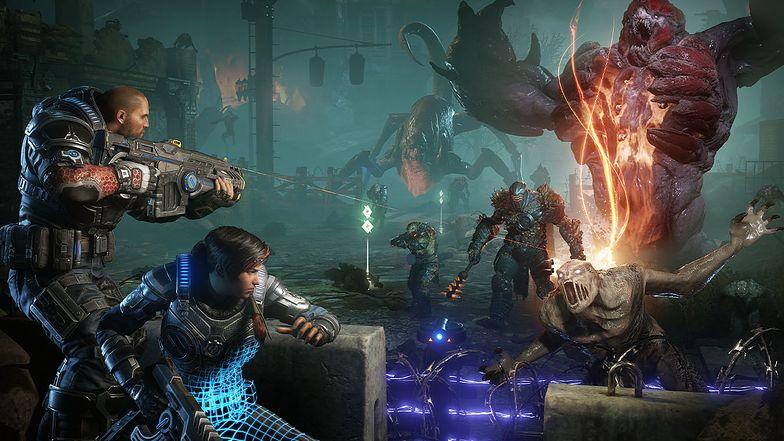 Już 19 lipca będzie można testować Gears 5 na PC i Xbox One