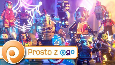 W Lego Marvel Superheroes 2 Star-Lord tańczy z walkmanem na uszach, a Hulk skacze pół mapy