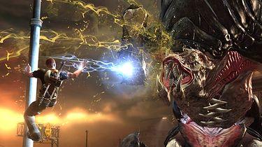 Łowy: (bardzo) dużo gier Ubisoftu, seria inFamous, dużo strategii i gier taktycznych