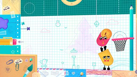 Snipperclips: Cut it out, together! - recenzja. Praca w grupach