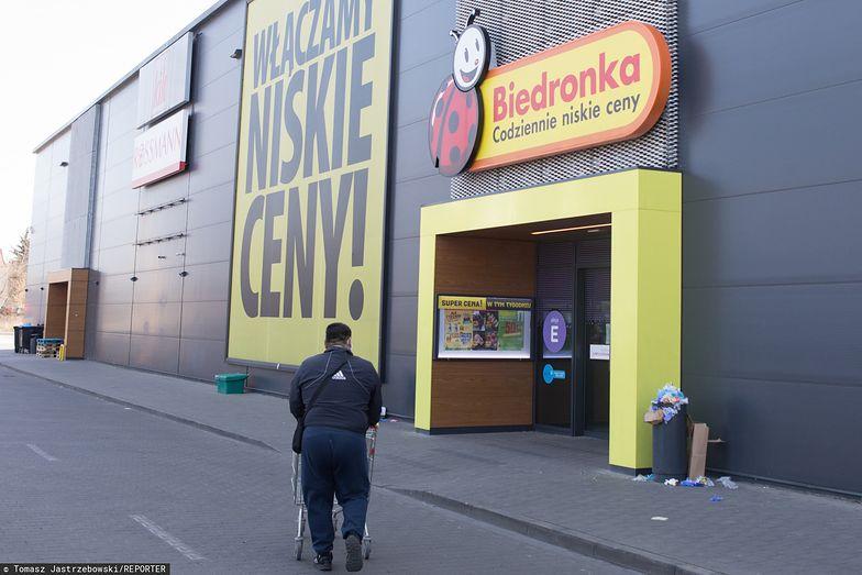 Koronawirus w Polsce. Od 7 do 10 kwietnia Biedronki będą otwarte całą dobę