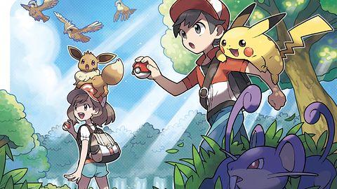 Pokémon Let's Go, Pikachu! (Eevee!) - recenzja. Najlepszym być naprawdę chcę!