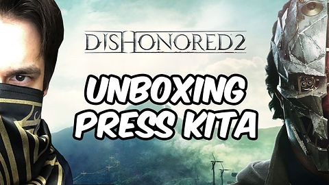 Co skrywa PRESS KIT Dishonored 2?