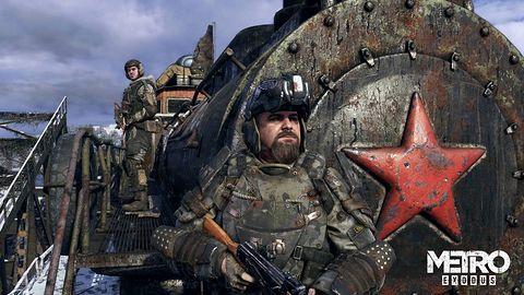 Metro Exodus ze świetnymi wynikami finansowymi mimo wyłączności na Epic Games Store