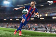 Zajawka PES 2018 pokazuje ostatnie miłe chwile Barcelony w Lidze Mistrzów