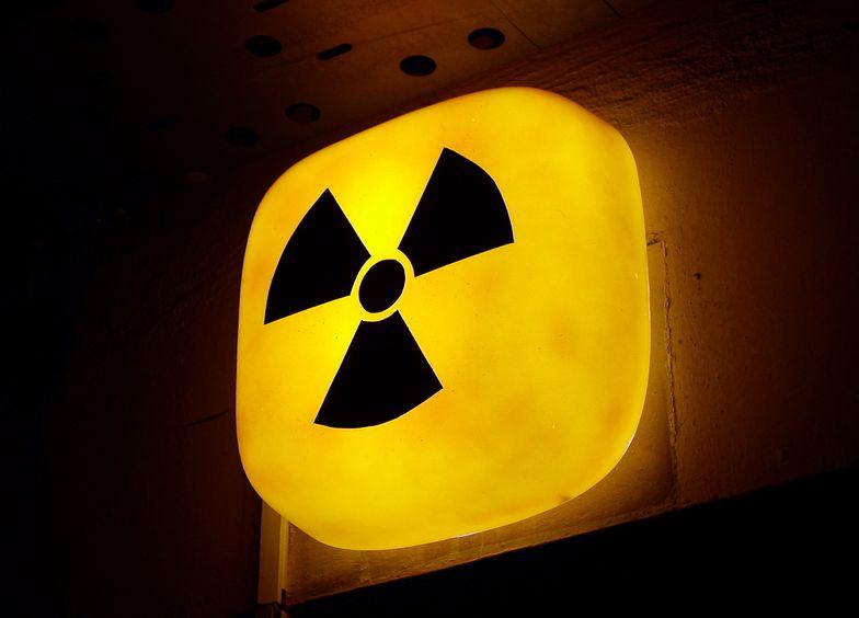 Symbol radioaktywności