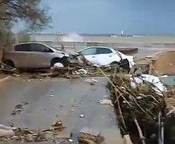 Katastrofa na Cyprze. Gwałtowna powódź zalała turystyczne miasto