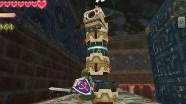 The Legend of Zelda: Skyward Sword - ogniste lokacje i kapitalny zwiastun