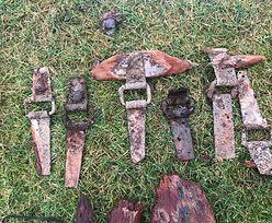 Szkocja. Wykrywacz metali dostał na Boże Narodzenie. Odkrycie 7-latka