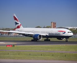 Piloci British Airways pomylili lotnisko. Różnica 1,2 tys. kilometrów