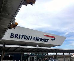 British Airways srogo ukarane. Rekordowa grzywna dla linii lotniczej
