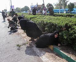 Iran. Zamach terrorystyczny na paradzie wojskowej. Do ataku przyznało się ISIS