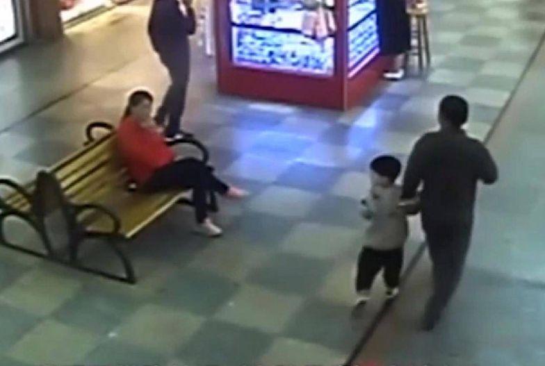 Tata uratował 6-latka z rąk bandytów. 9 miesięcy po porwaniu zobaczył go w centrum handlowym