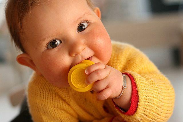Nadwaga u niemowląt
