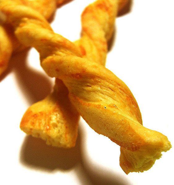 Pałeczki serowe