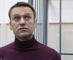 Z aresztu do szpitala. Aleksiej Nawalny dostał ataku tajemniczej wysypki