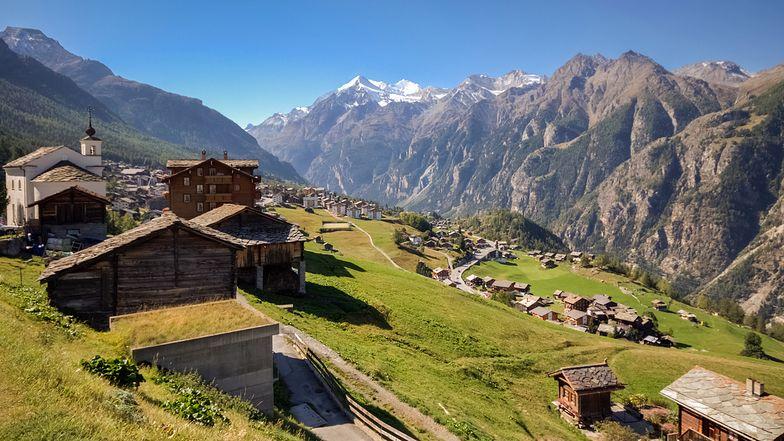 hotel góry szwajcaria włochy gwałt alpy