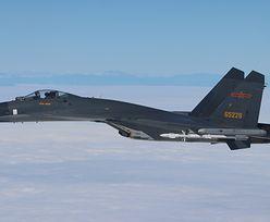 Tajwan poderwał samoloty. Rośnie napięcie z Chinami