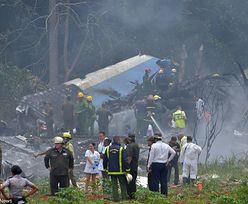 Samolot rozbił się na lotnisku w Hawanie. Na pokładzie ponad 100 pasażerów