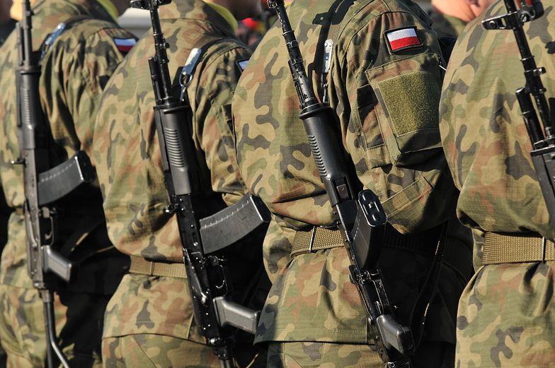 Drobna wpadka Wojskowej Komendy Uzupełnień w Głogowie
