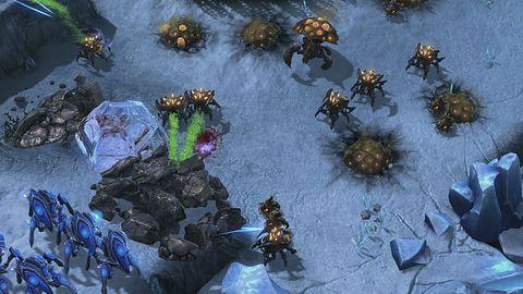 Pamiętacie nowe jednostki, które miały trafić do StarCraft 2: Heart of Swarm? Zapomnijcie o nich