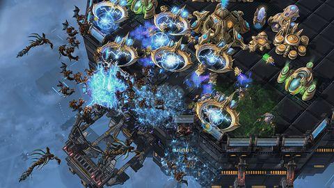 Małe rewolucje - co się zmieni w trybie sieciowych StarCraft 2: Heart of the Swarm