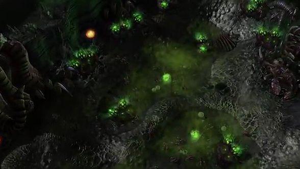 Na dobre zakończenie dnia - zwiastun StarCraft 2: Heart of the Swarm