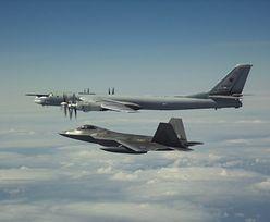 USA przechwyciły rosyjskie bombowce u wybrzeży Alaski