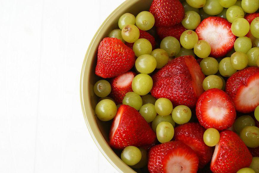 Smukła sylwetka - owoce zamiast słodyczy