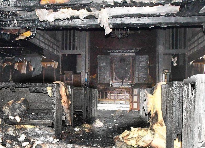 Podpalił kościół w norweskim miasteczku. To była zemsta.