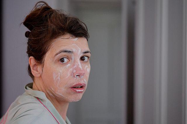 Mycie skóry dwa razy dziennie