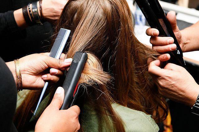 Ograniczenie stylizacji włosów