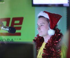 """Prezenter radiowy zabarykadował się. """"Last Christmas"""" bez przerwy"""