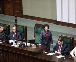 """Posłanka do marszałek: """"trzeba anulować, bo my przegramy"""". Lewica już zapowiada donos do prokuratury"""