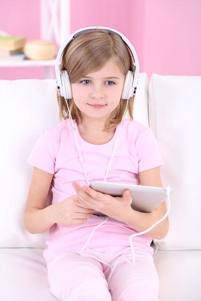 Słuchanie audiobooków