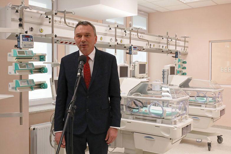 Dr Marcin Maruszewski zwolniony z pracy