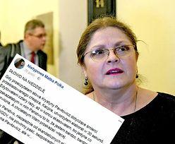 """Blogerka ostro na temat Pawłowicz i jej podobnych. """"Wsadźcie sobie swoje """"argumenty"""" w du*ę i SPIE****AJCIE!"""
