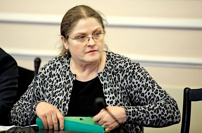 Krystyna Pawłowicz odpowiedziała na zarzuty opozycji