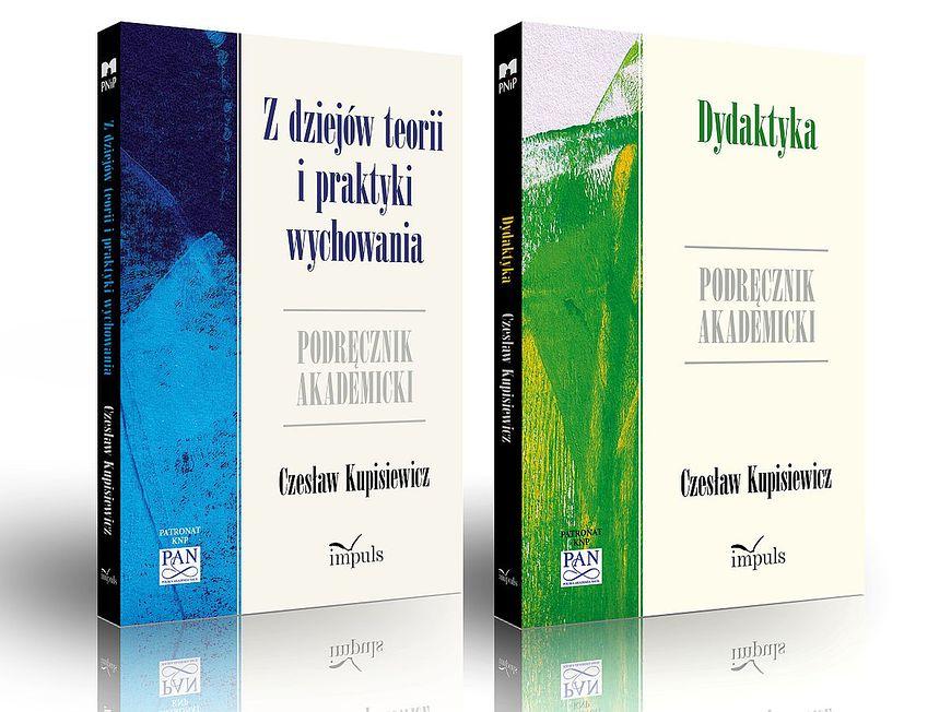 Książki Kupisiewicza
