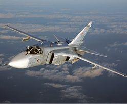 Katastrofa rosyjskiego myśliwca. Rozbił się w Syrii